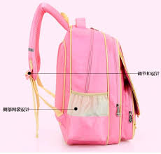 book bags with bows cat bow pink backpack for primary school book bags for