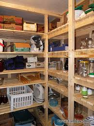 cold storage shelving for the home pinterest storage
