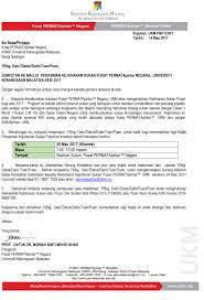 surat jemputan ibu bapa penjaga tentatif dan borang maklumbalas