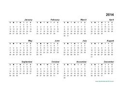 calendar 2014 template expin memberpro co