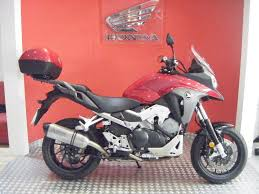used honda vfr800x crossrunner available for sale red 1156 miles