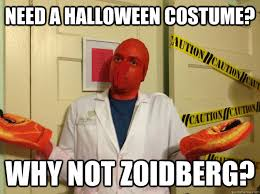 Best Meme Costumes - six of the worst halloween costume choices i ve made the
