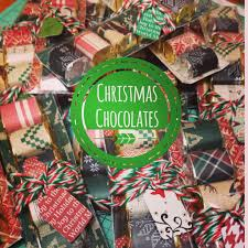 craft fair idea 10 christmas chocolate packs best sellers