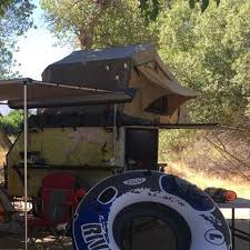Awning System Sir Shade Telescoping Awning System Overland Trailer Rear Or Side