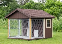 8x10 dog kennel byler barns