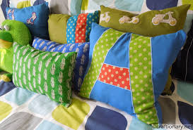 theme pillows craftionary