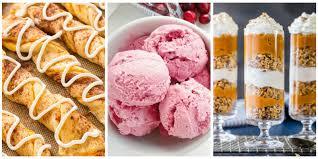 healthy thanksgiving treats 21 easy thanksgiving dessert ideas best homemade thanksgiving