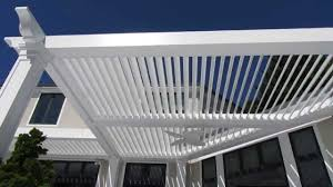 Equinox Louvered Roof Cost by Motorized Louvered Roof System 1 Youtube