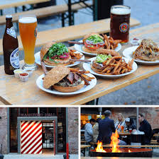 Fire Pit Menu by Frankford Hall Gets Ready For Cooler Temps With A New Chef A