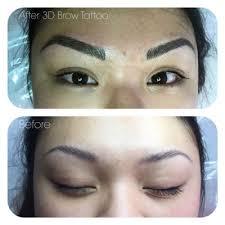 permanent makeup 3d eyebrows eaglesmed wellness centre