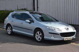 used peugeot 408 for sale used peugeot 407 estate for sale motors co uk