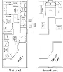 Weekend Cabin Floor Plans It U0027s Okay To Compromise Cabin Floor Plans Cabin And Barn