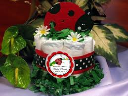 ladybug baby shower party favors ideas