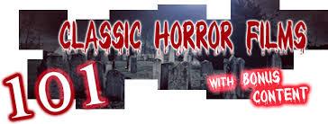 101 classic horror movies list bonus content