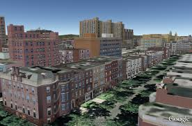Boston University Campus Map Concept3d Completes 3d Modeling And Google Earth Tm Integration