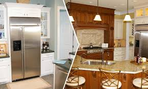 Before And After Kitchen Remodel Kitchen Remodel Kitchen Remodeling Idea Gallery