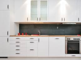 Modern Kitchen Ideas With White Cabinets by One Wall Kitchen Ideas And Options Hgtv