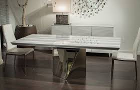 marble and stainless steel dining table stainless steel top dining table attractive metal kitchen tables you