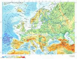 map of europe and russia rivers map of flood 2013 2033 europe russia asia map of rivers