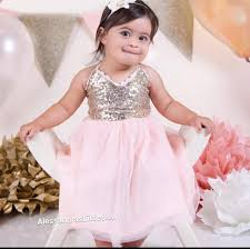 pink and gold girls sequin dress toddler girls gold sparkle dress