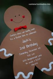 Christmas Party Invitations Pinterest - best 25 gingerbread birthday party ideas on pinterest candy