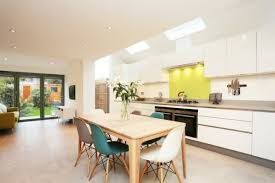 Eat In Kitchen Table The Eat In Kitchen Design In Modern Day Dig This Design