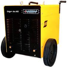 maquina de solda retificadora origo arc 450 a esab 406923 r