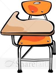 Picture Of Student Sitting At Desk Student Desks Clipart Free Student Desks Clipart
