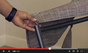 Replacing Fabric On Patio Chairs Idea Sling Chair Replacement Fabric Outdoor Furniture For Patio Or