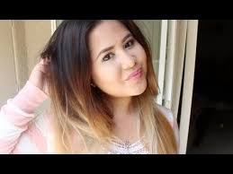preference wild ombre on short hair how to touching up ombre hair demo products youtube