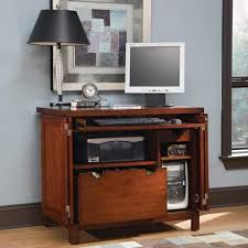 Computer Desk With File Cabinet by Compact Computer Cabinet Desk Photo U2013 Home Furniture Ideas