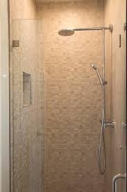 modern bathroom remodeling project porcelanosa tile rhin taupe