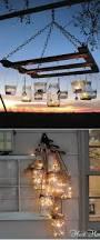 Homemade Outdoor Chandelier by 28 Stunning U0026 Easy Diy Outdoor Lights
