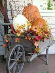 Harvest Decorations For The Home Fall Sunflower And Apple Tablescape Solid Wood Fall Decor And