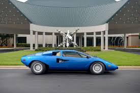 vintage lamborghini classic car market 2014 review and 2015 predictions classic
