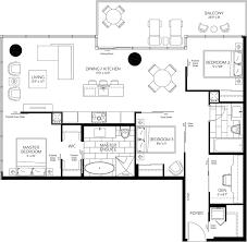 740 park avenue floor plans the residences of 488 university avenue