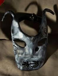 leather mardi gras masks metal patchwork look steunk mask mardi gras industrial