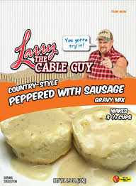 bektrom foods inc larry the cable guy