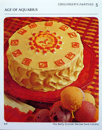 Betty Crocker Halloween Cakes by Cooking Up Fun With 70 U0027s Betty Crocker Recipe Cards U2013 Come To The