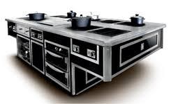 fourneaux de cuisine thirode équipements et services de cuisines professionnelles