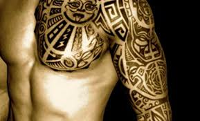 arm tribal tattoos bigshocking
