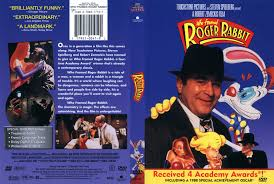 rabbit dvd covers box sk who framed roger rabbit 1988 high quality dvd