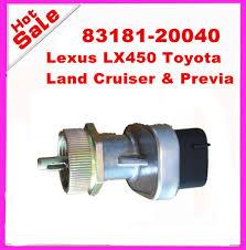 lexus lx450 reliability aliexpress com buy top quality and odometer speed speed