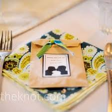 sunflower seed wedding favors eco friendly wedding favors