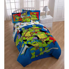 Toddler Train Bed Set by Bedroom Ninja Turtle First Birthday Ideas Kids Decor Tmnt Room