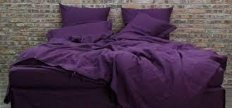 pure linen fabric bed cover linen bedding australia u0026 duvet covers