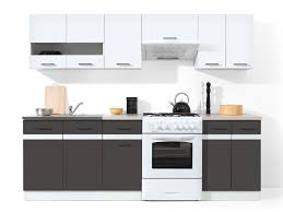 white kitchen set furniture line 240 kitchen set grey tungsten black white