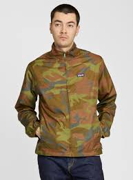 patagonia light and variable jacket lyst patagonia light and variable jacket in brown for men