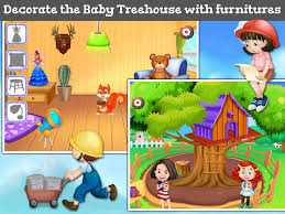 baby tree house adventures android apps on google play