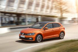 2018 vw polo finally breaks cover with golf influenced styling and